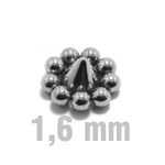 4x7 mm Cone-Flower
