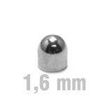 4x5 mm, Cup-Ball