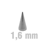 5x10 mm Spikes Basis Normal