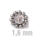4 mm CRYSTAL Sun-Jewelled-All Zirk.