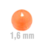 6 mm Clip-In UV-ORANGE